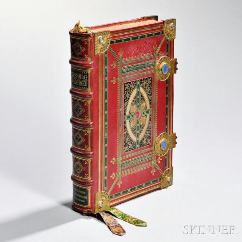 Decorative Binding, Missale Romanum.