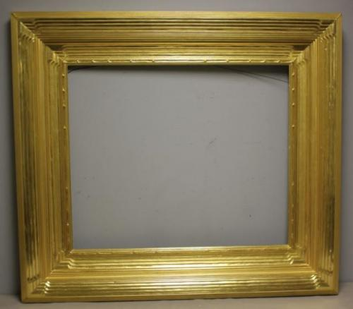 Antique American (?) Giltwood Frame.