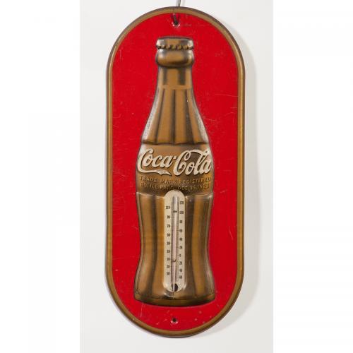 Coca-Cola Thermometers
