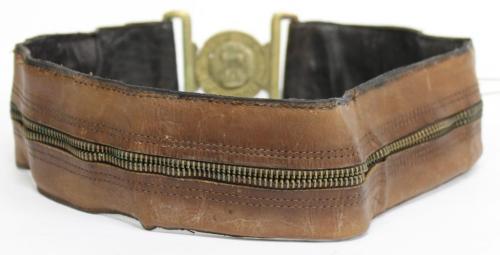 British Military Belt & Buckle