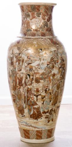 Auction Results For Satsuma Vase