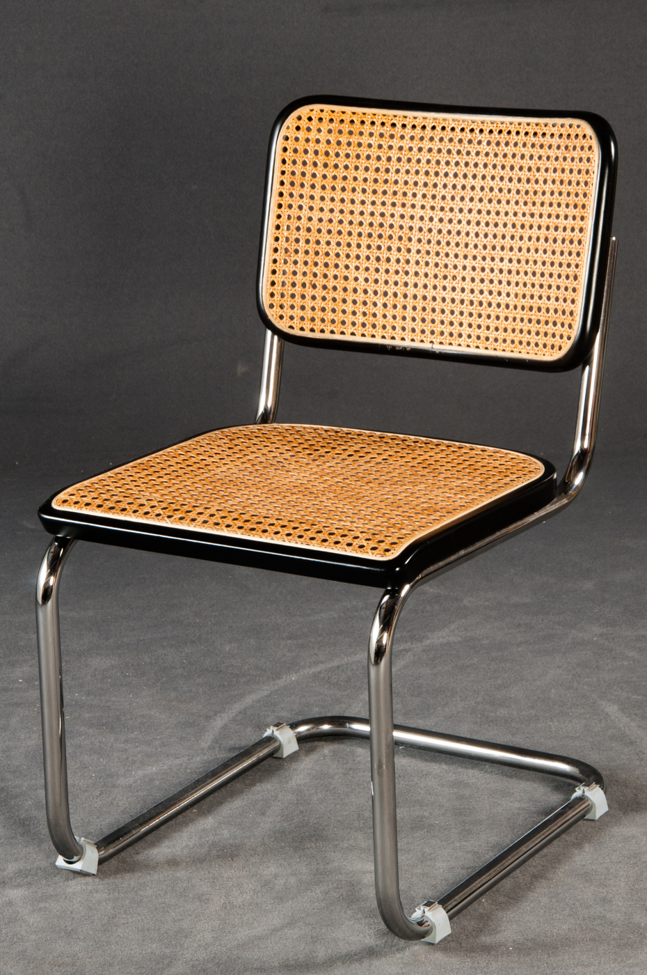 Marcel Breuer, 6 cantilever chairs chairs model S 32 of Thonet (6)