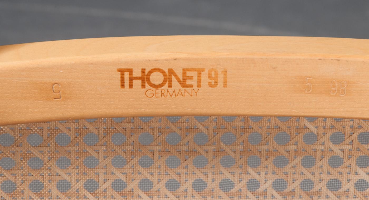 Marcel Breuer, cantilever model 'S 64' for Thonet