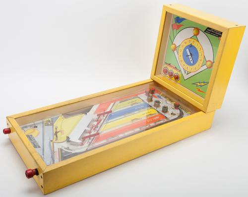 Group of Vintage Sports Games and Other Board Games