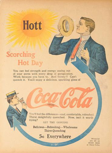 Coca-Cola Newspaper Insert