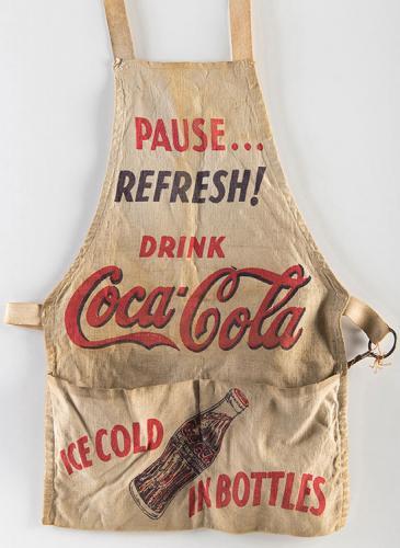 Coca-Cola Server Apron