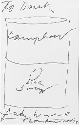 WARHOL, Andy. The Philosophy of Andy Warhol (From A to B and Back Again). London: R.J. Acford Ltd. for Michael Dempsey and Cassell & Co. Ltd, 1975.