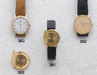 Chopard: A Two Colour 18ct Gold Automatic Centre Seconds Wristwatch with Calendar