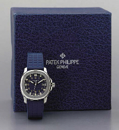 Patek Philippe. A fine and limited production stainless steel self-winding water-resistant wristwatch with sweep center seconds and date made for the Japanese market
