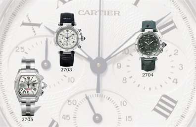 "CARTIER, ""PASHA""
