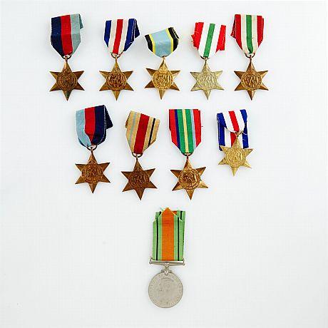 British medals