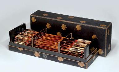 A Lacquer Box of Arrows