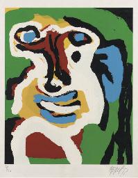 (14)  Karel Appel (Dutch, B.1921)