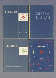 A collection of brochures and literature
