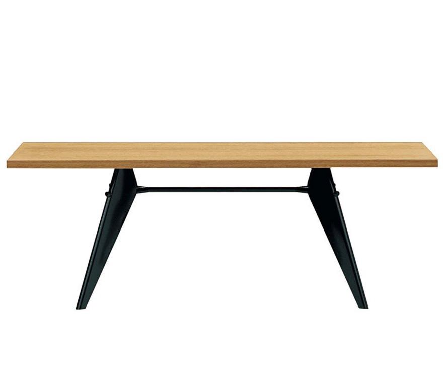 Jean Prouvé, Vitra, matbord EM Table, 260x90 cm