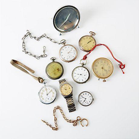 Pocket watches alarm-clock wristwatch