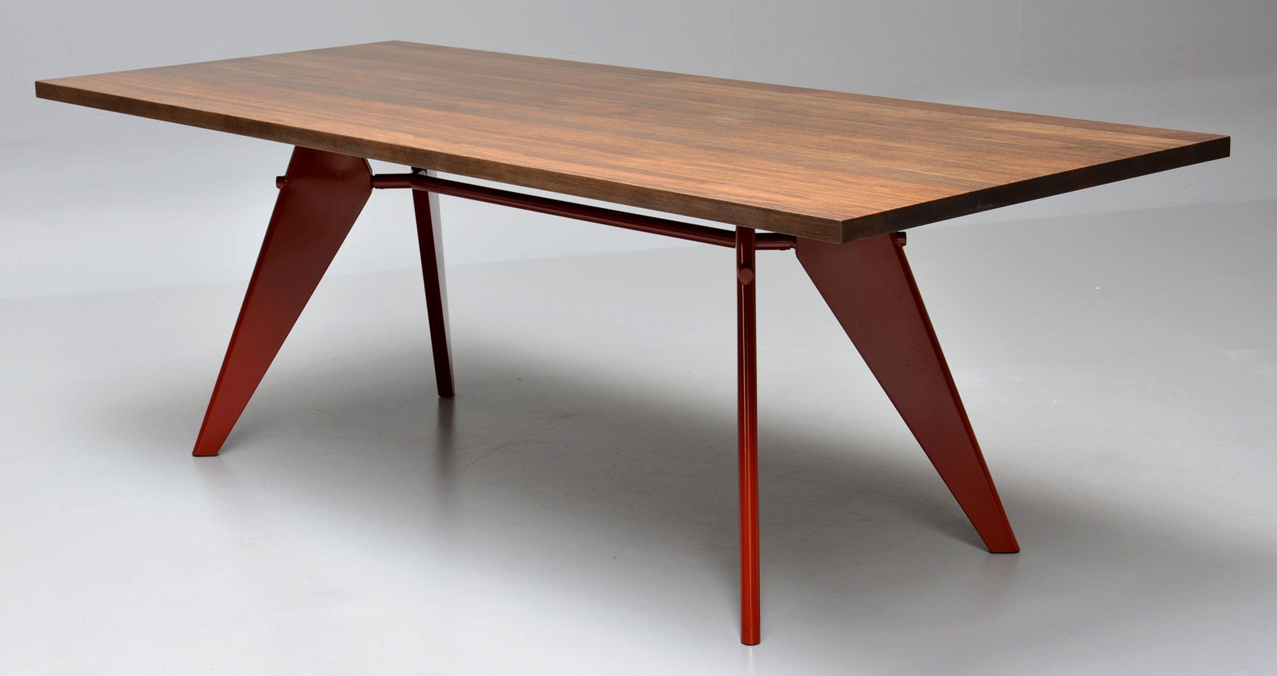 Jean Prouvé. 'EM (Entretoise Métallique) Table' year 2013