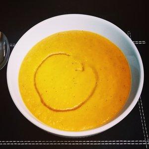 Simple Squash Soup