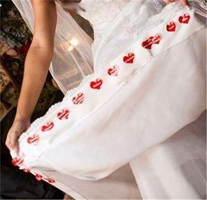 Barra do vestido