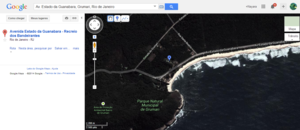 Av. estado da guanabara  grumari  rio de janeiro   google maps