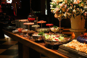 Buffet de casamento 5 ideias de cardapio saudaveis e deliciosas