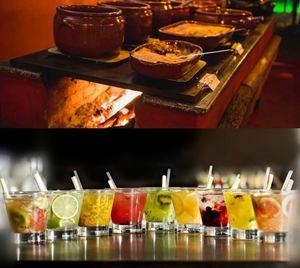 Comida e bebida