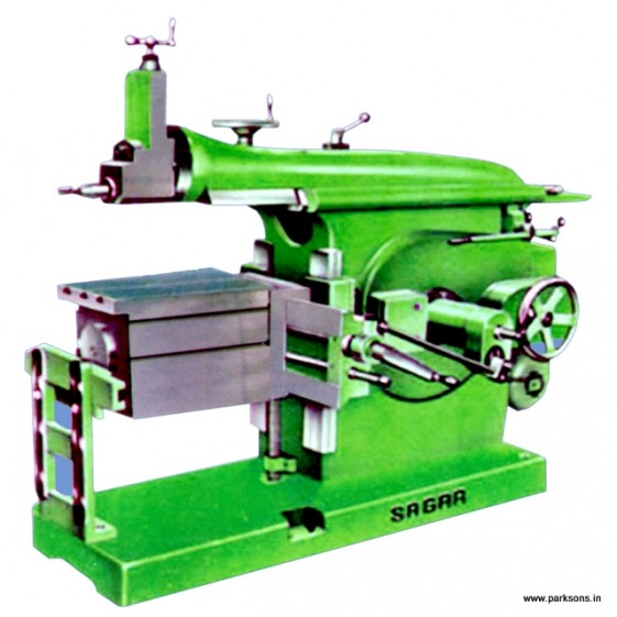 Shaper machine 4