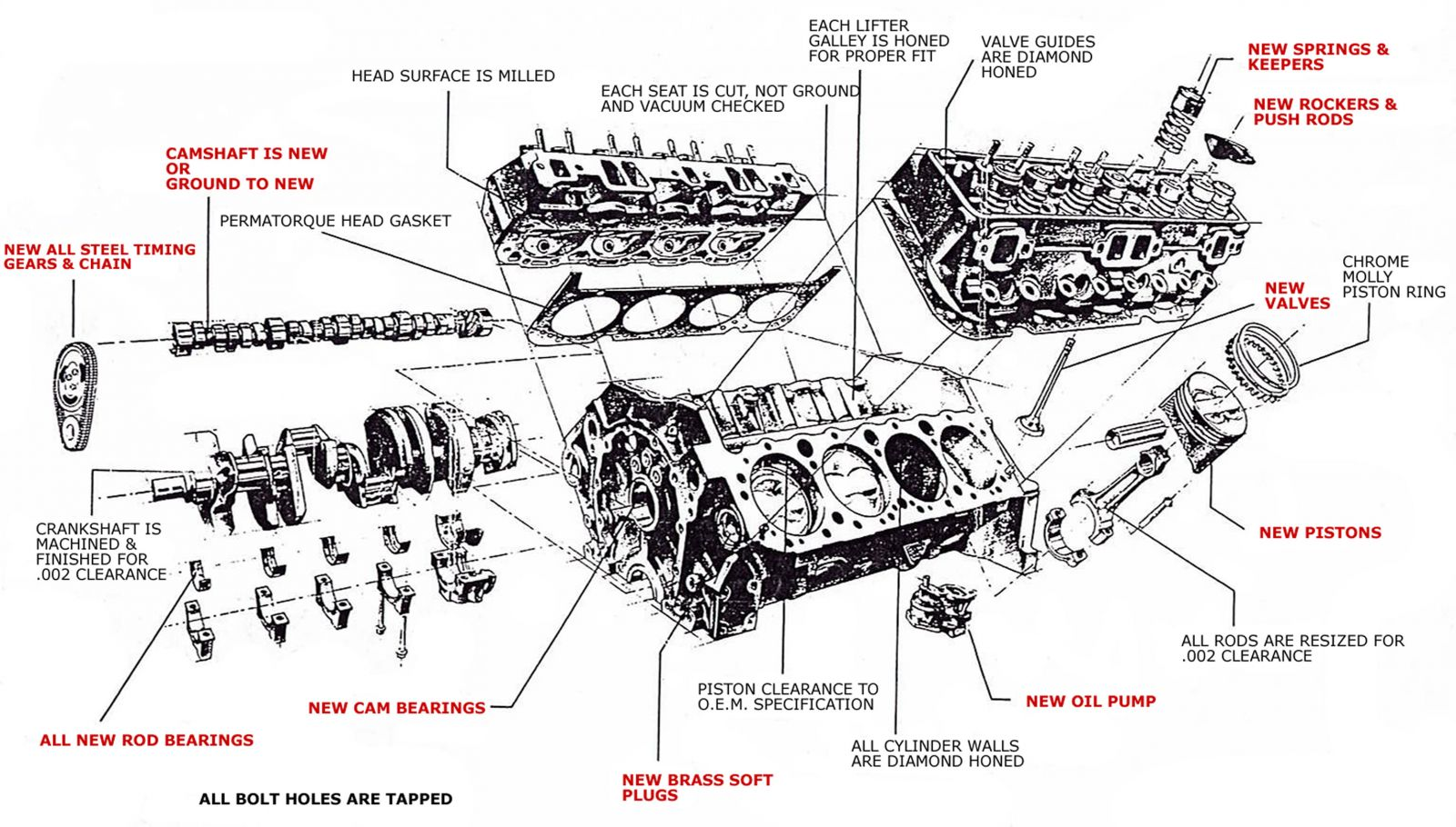 Engine Exploded View Png - Members Gallery