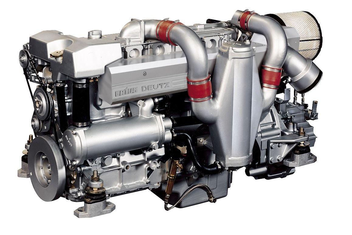 pleasure boat engine In board diesel engine 200 300 Hp direct
