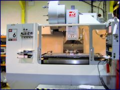 haas vf6d vertical machining centre