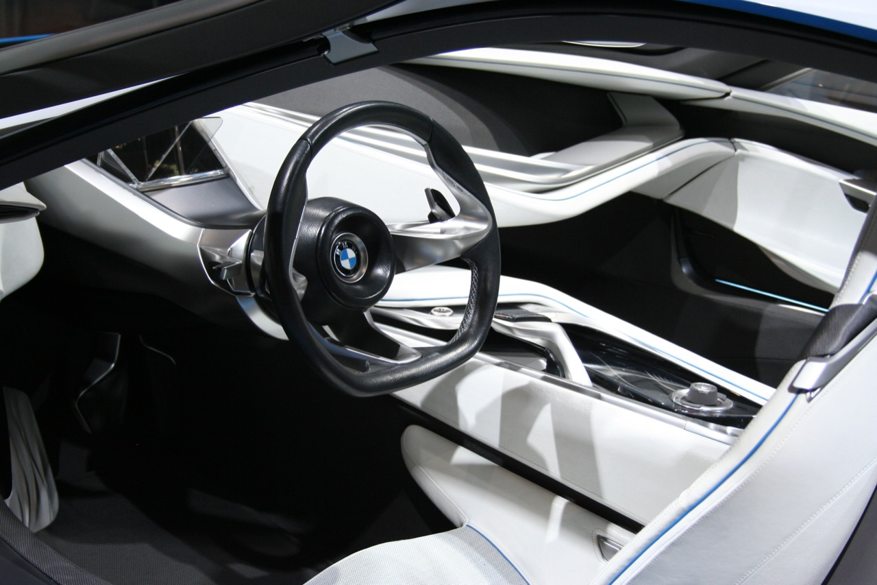2013 Bmw I8 Interior Design Pictures Members Gallery Mechanical