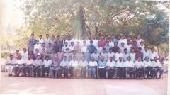 Mechanical Engineering graduates 2000 batch.