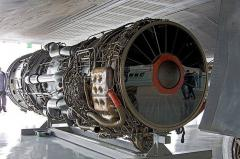 Jet Engine SR-71