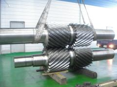 Huge-helical-gear