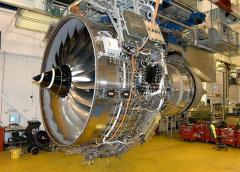 Rolls Royce Jet Engine