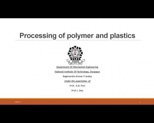 Powerpoint Presentations - Mechanical Engineering