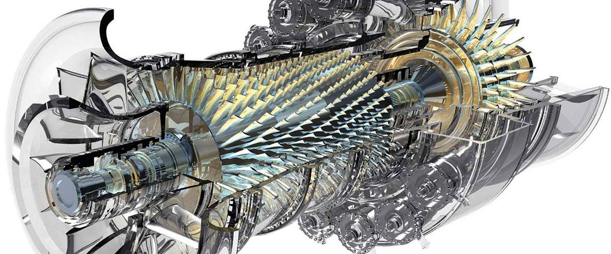 Why efficiency of Gas turbine is lower compared to IC engine ?