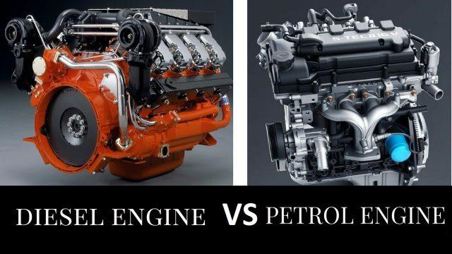 WHY DIESEL ENGINES ARE MORE EFFICIENT THAN PETROL ENGINE