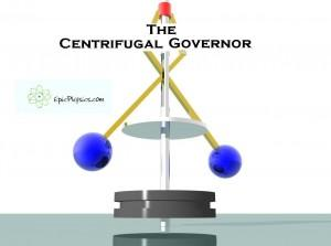 Name any two centrifugal governors, which are gravity controlled. state which one is more sensitive.