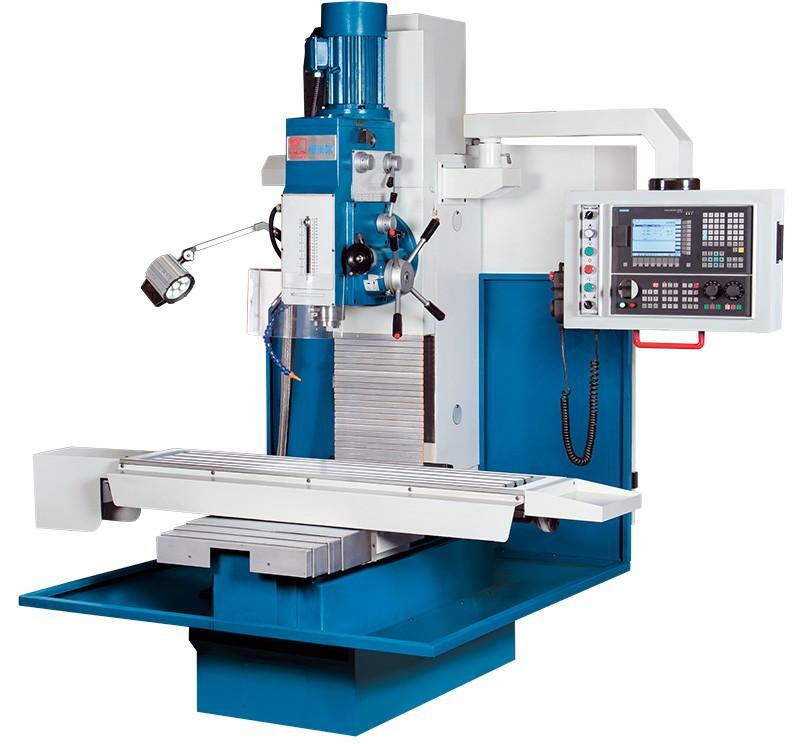 What is the function of drawbar on a milling machine
