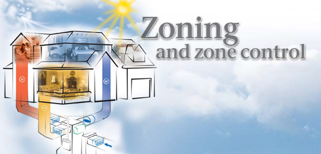 HVAC – Zoning and zone control – Mechanical Business