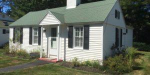 Saco River Front Condominium Cottage