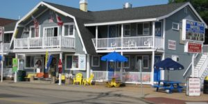 Conv. Store/Motel,Old Orchard