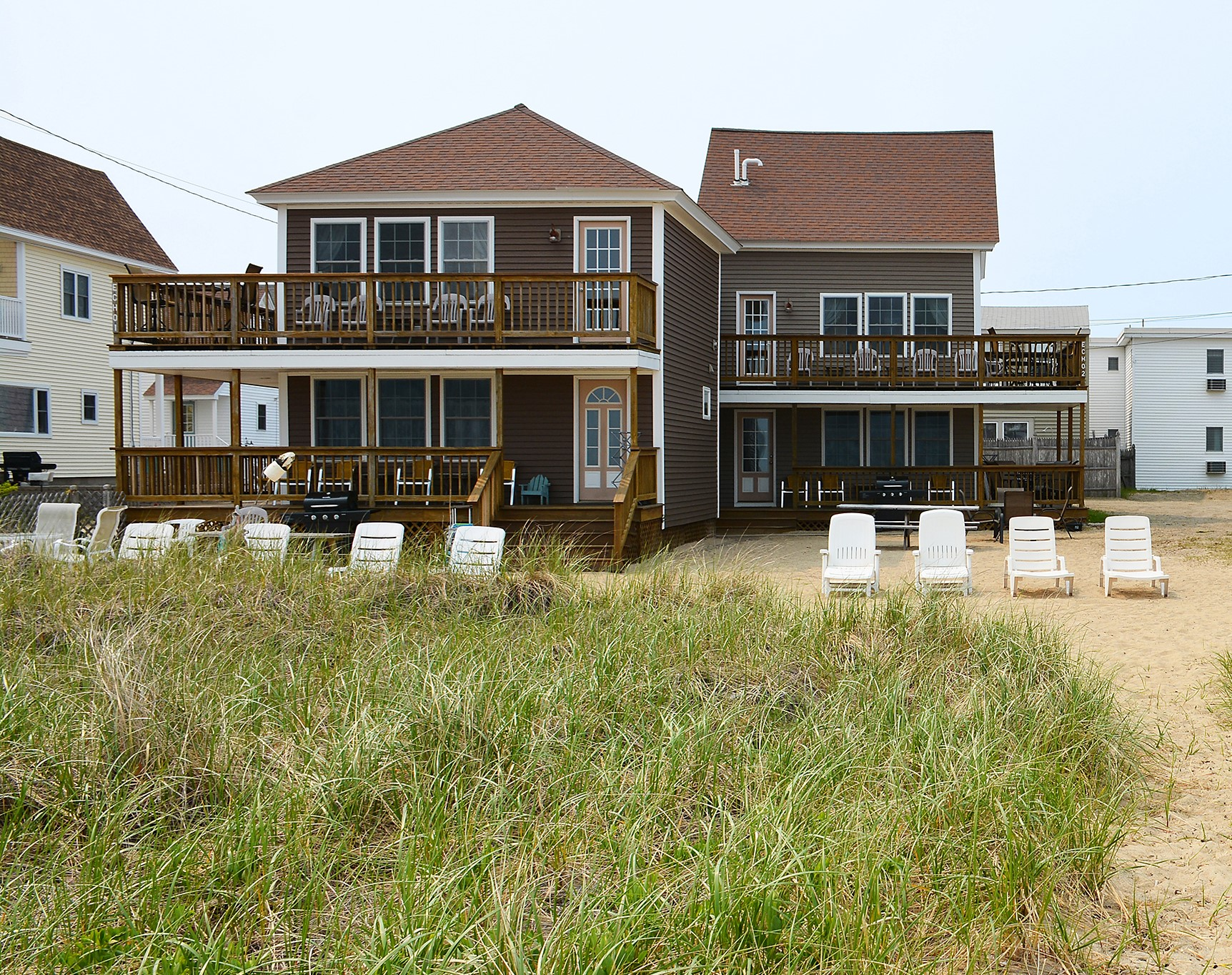 beach front property in Southern Maine