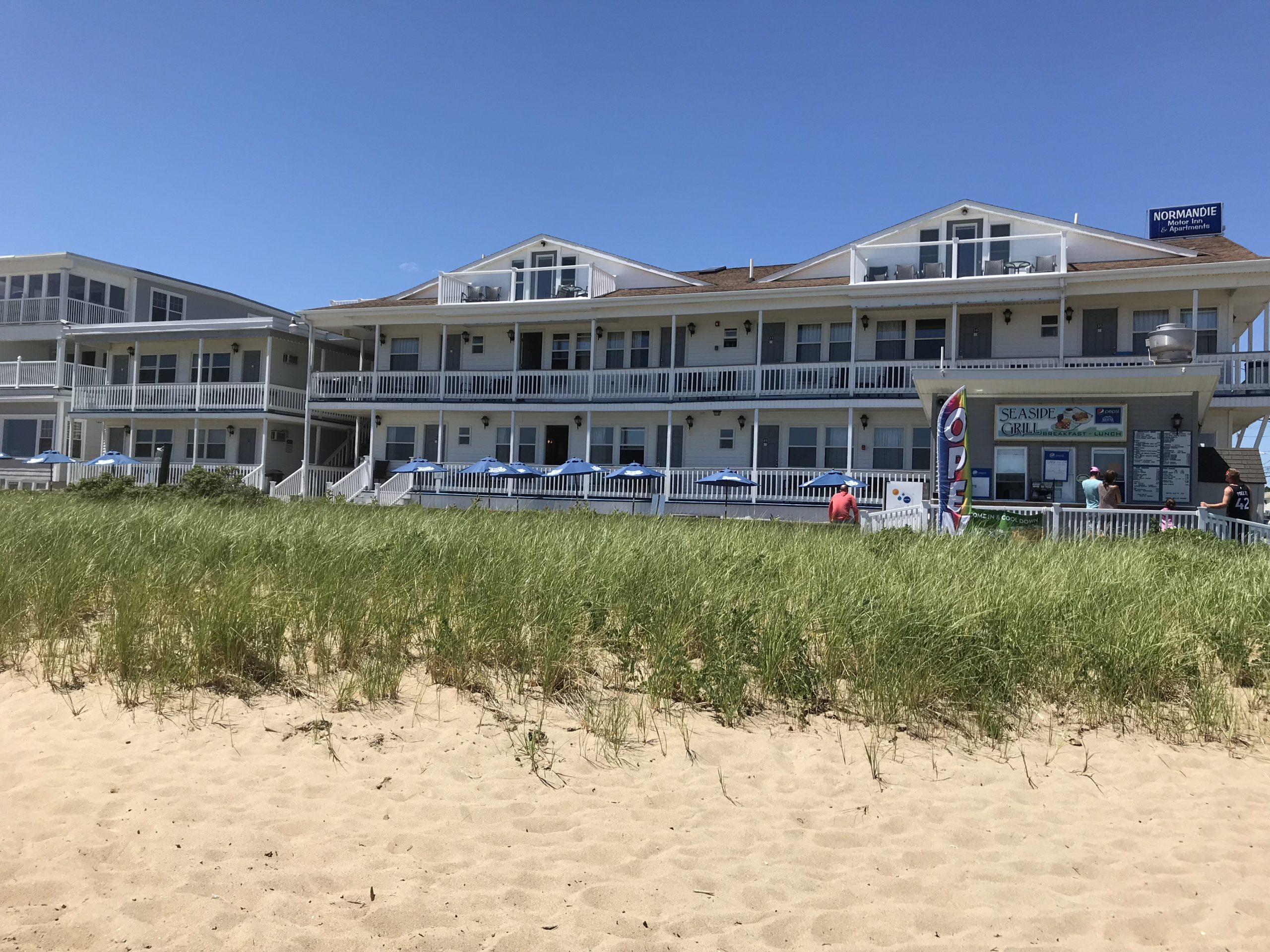 Beach living in Old Orchard Beach, Maine