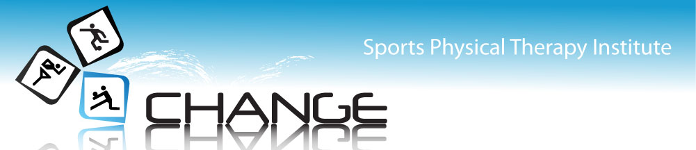 Change Sports Physical Therapy Institute Logo