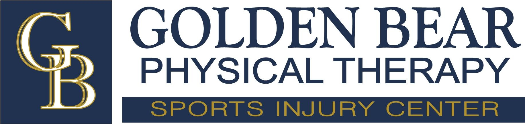 Golden Bear Physical Therapy Logo