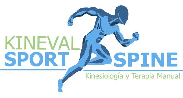 Kinesiología Valdivia / Kineval Logo