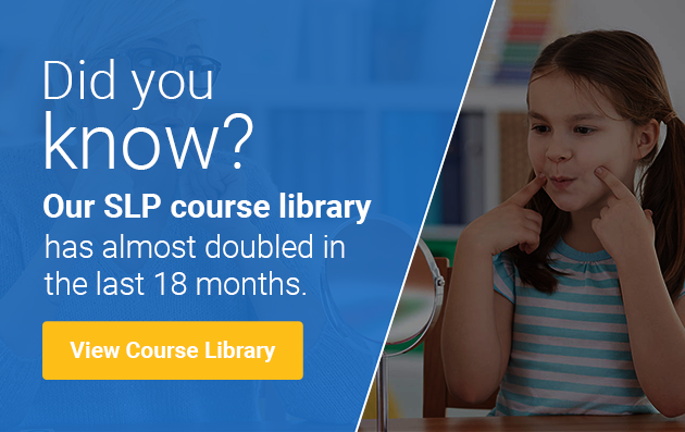 Did you Know - SLP Course Library