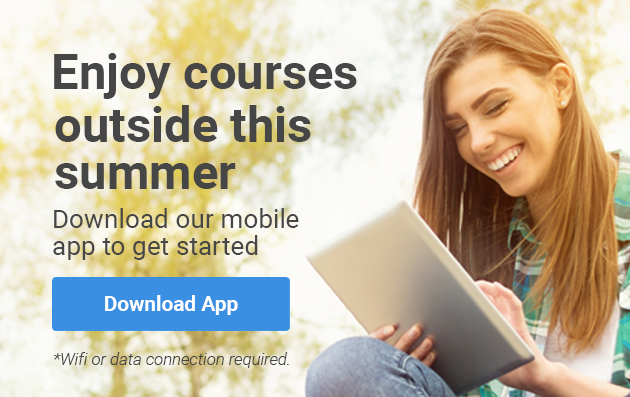 Enjoy Courses Outside